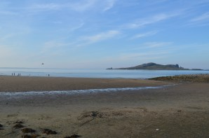 Howth beach