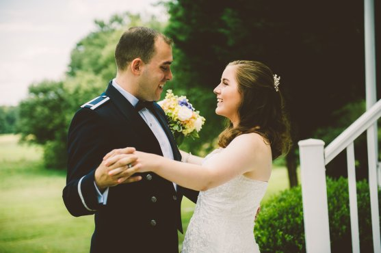 All wedding photo cred goes to Two Spoons Photography!