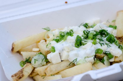 Greek fries!