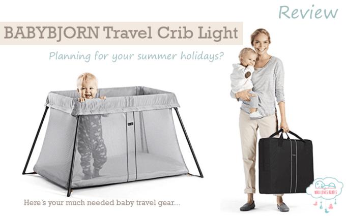 f6d7b6d1883 Top 7 Reasons Why You Ll Love The BabybjÖrn Travel Crib Light