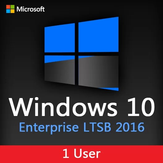 Windows 10 Enterprise LTSB 2016