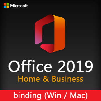 Office 2019 Home and Business binding (Win - Mac)