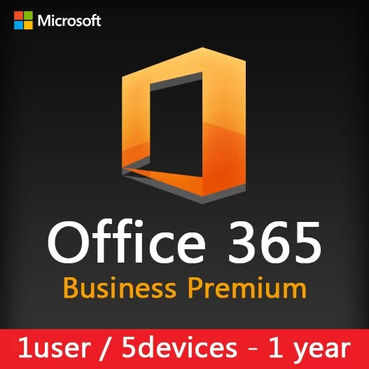Office 365 Business Premium (1user - 5device) 1 year