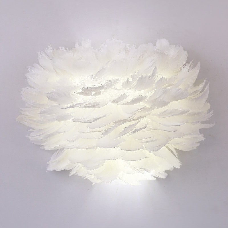 Feather LED Wall Lamp