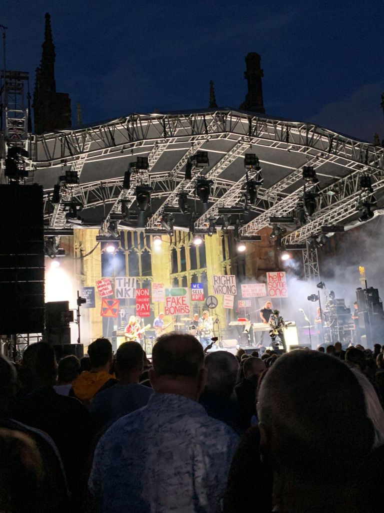 The Specials in concert