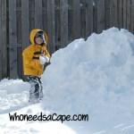 No Snow Kids Winter Activities