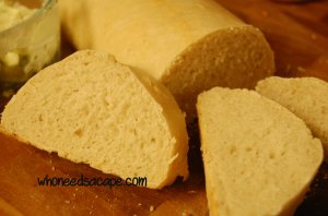 Easy French Bread from Scratch