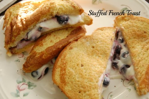 Stuffed French Toast | Who Needs A Cape?