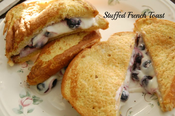 Do you love French Toast? Then this recipe will make you giddy! Stuffed French toast is an amazing breakfast or brunch recipe you must try!