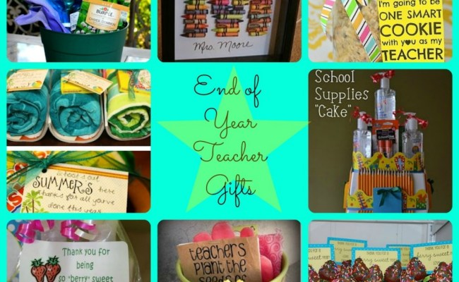 End Of Year Teacher Gifts Who Needs A Cape