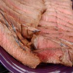 Marinated & Grilled London Broil