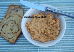 Throw Back Thursday ~ Pumpkin Spiced Butter