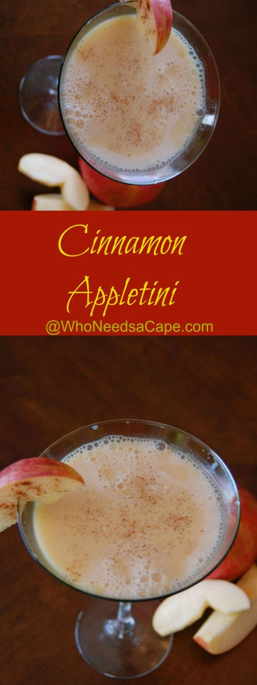 Debut a new fall drink recipe this year! Making a Cinnamon Appletini Cocktail is a great way to celebrate fall, perfect for parties & entertaining!