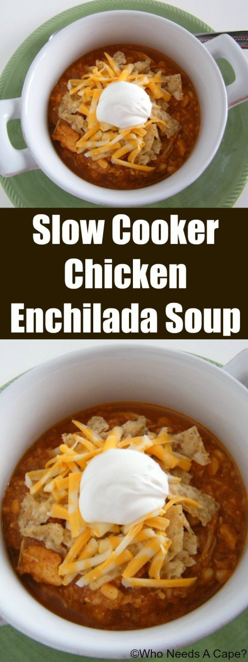 A restaurant quality soup that is so simple to prepare. Made in your crock pot for added ease.