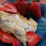 Slow Cooker Stuffed French Toast