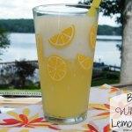 Boozy Whipped Lemonade
