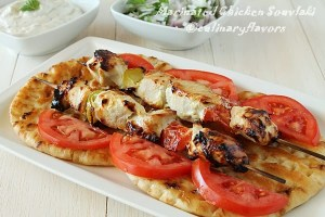 Chicken Souvlaki 18a