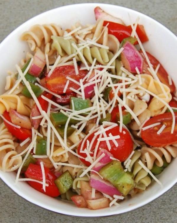 Perfect Pasta Salad   Who Needs A Cape?