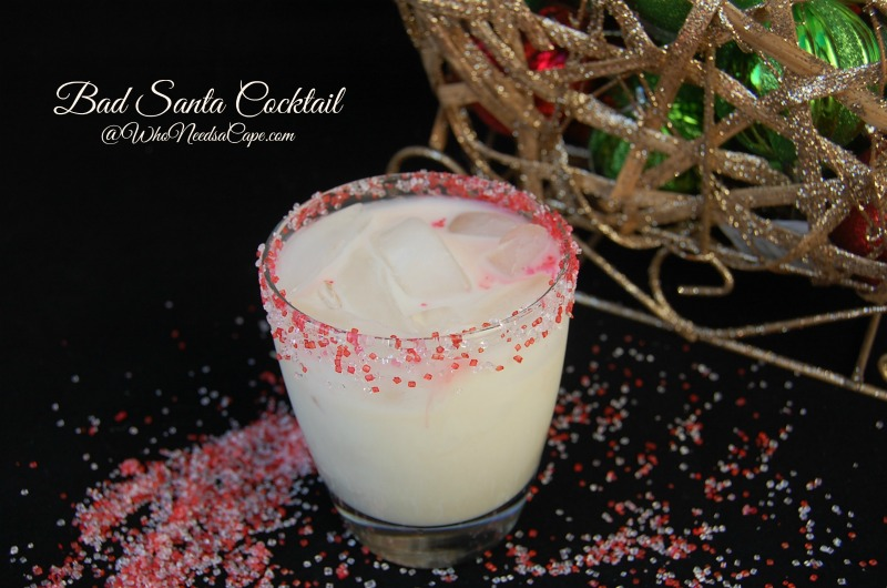 Bad Santa Cocktail 2