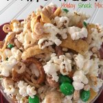 White Trash Holiday Snack Mix