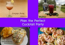 Plan the Perfect Cocktail Party