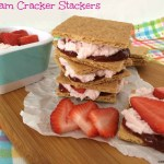 Graham Cracker Stackers