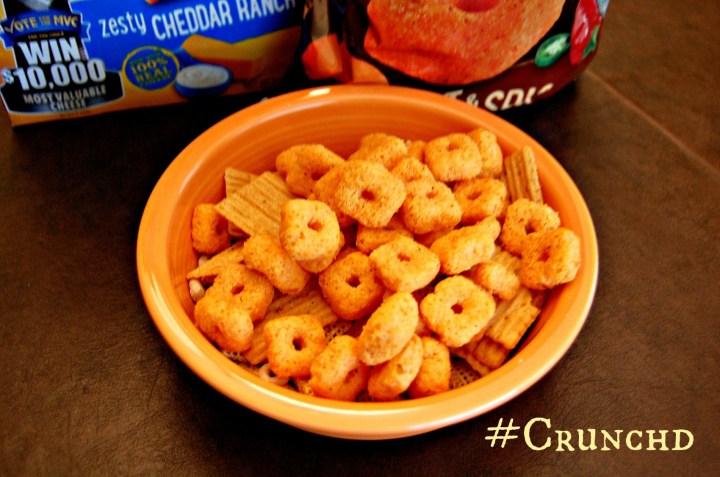 #Crunchd