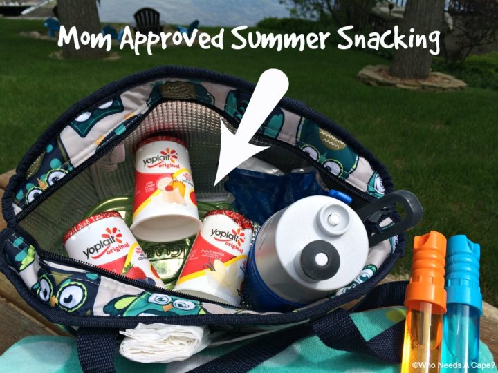 Mom Approved Summer Snacking | Who Needs A Cape?