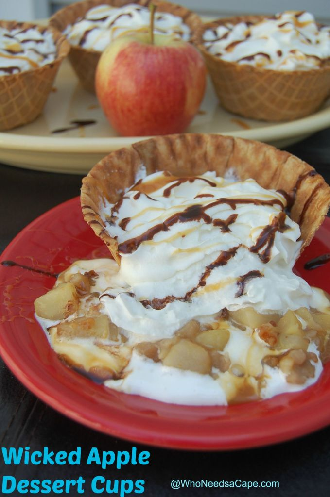 Wicked Apple Dessert Cups 2