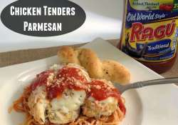 Chicken Tenders Parmesan
