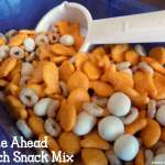 Make Ahead Lunch Snack Mix
