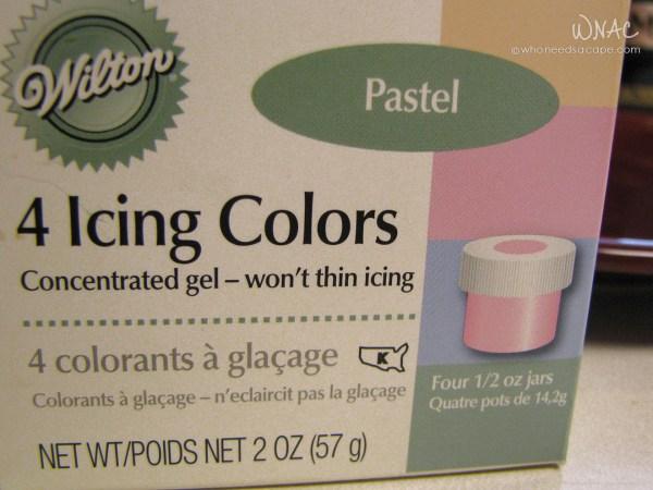 Pretty Pink Chambord Frosting