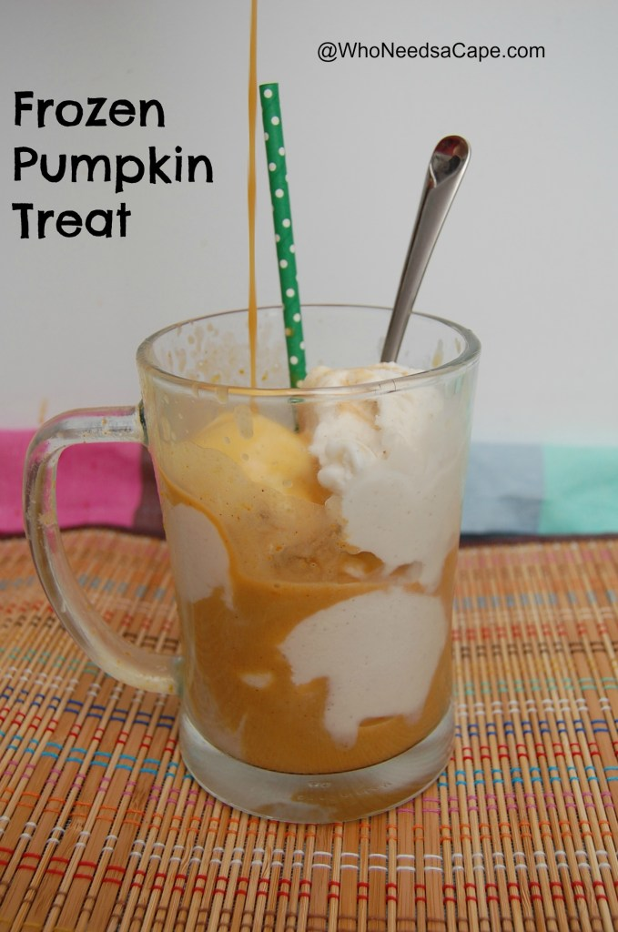 Frozen Pumpkin Treat 3