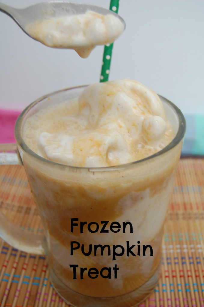 Frozen Pumpkin Treat 4