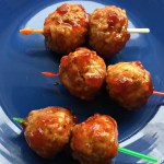 Sweet Sriracha Meatballs