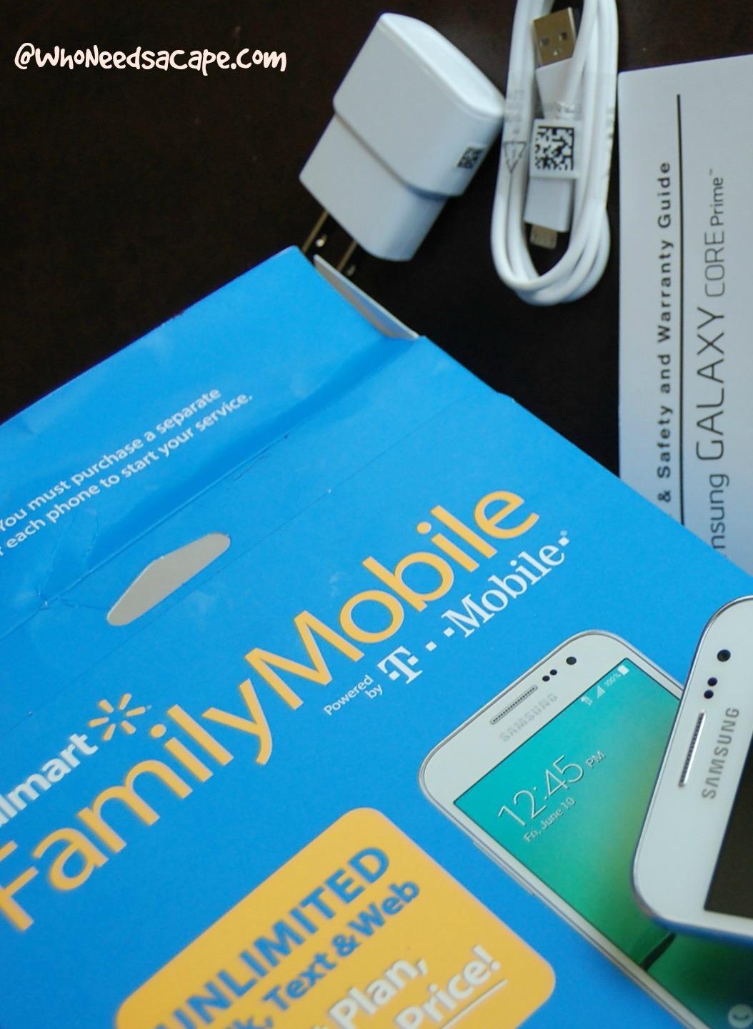 Walmart Family Mobile 5
