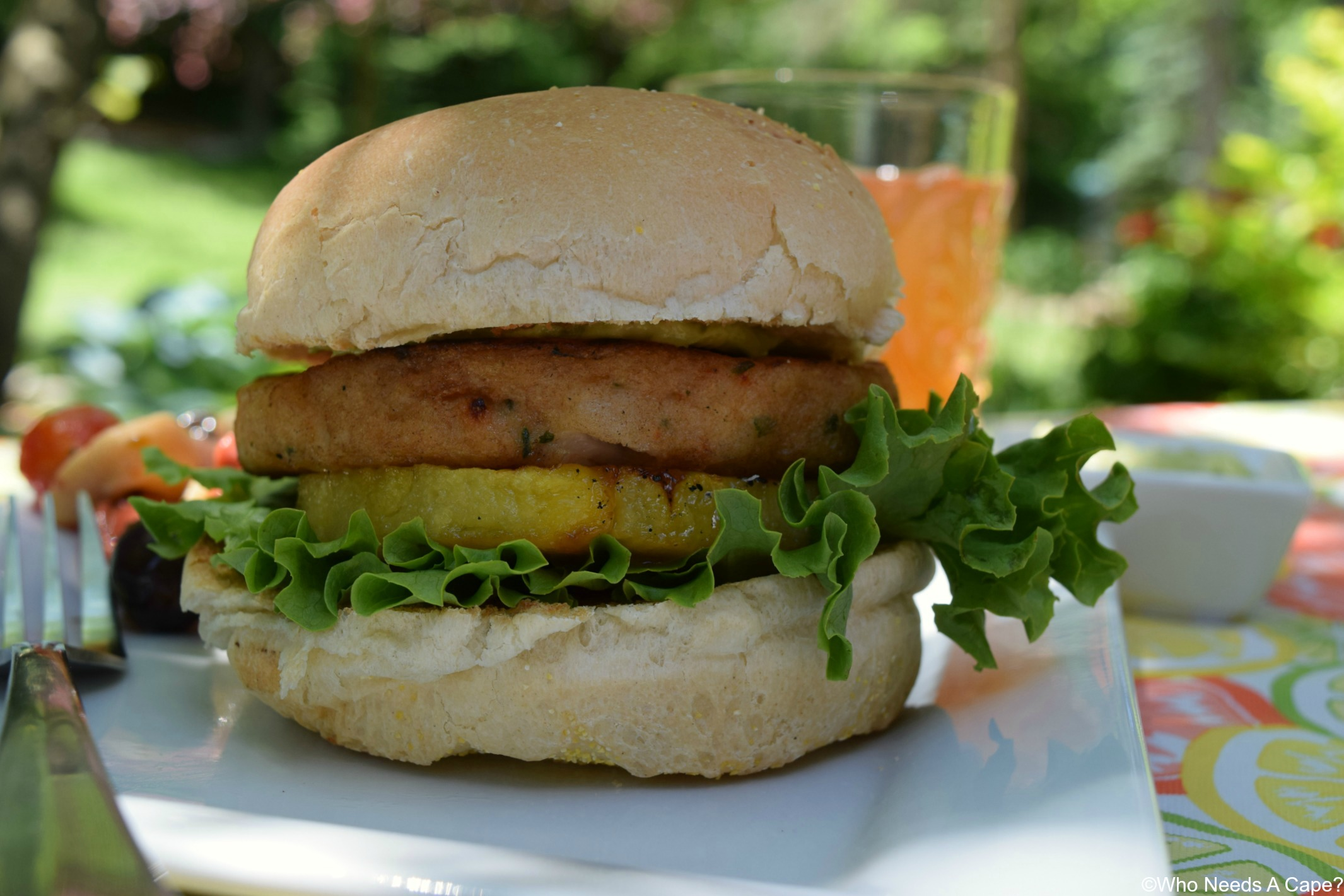 Grilled wild alaskan pollock burgers who needs a cape deliciously change up your dinner burger routine get out the grill and make grilled wild ccuart Gallery