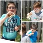 Easy Ice Cream Sandwich
