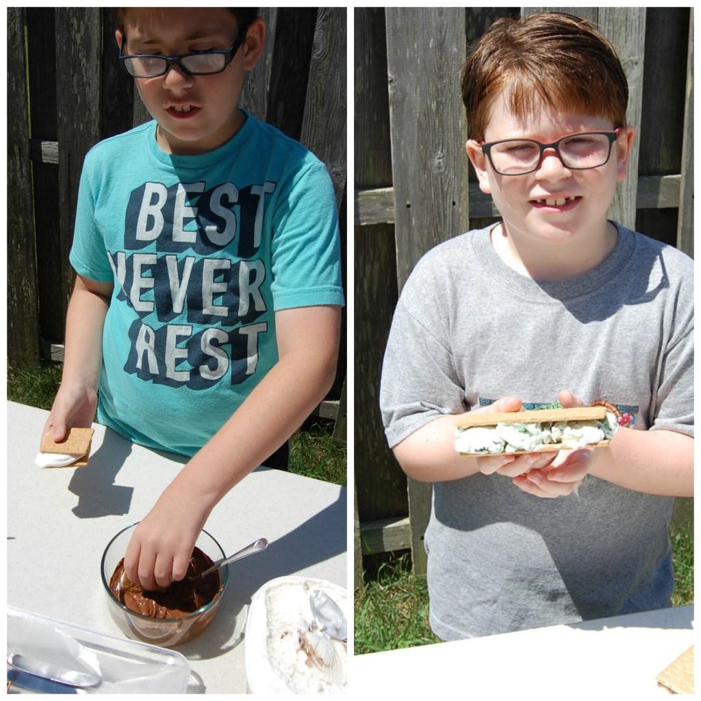 Easy Ice Cream Sandwich 8