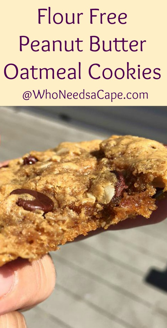 Can be made and ready in 20 minutes - including baking time! Easy to make gluten free and a great afterschool snack! Who Needs a Cape