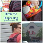 Ditch the Diaper Bag