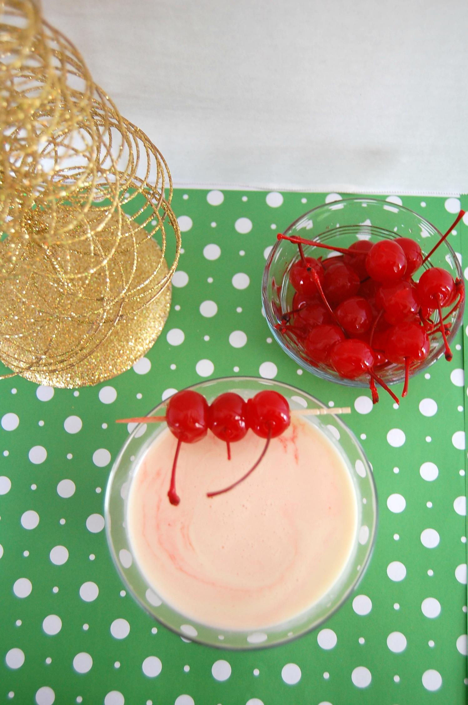 cherry-eggnog-martini