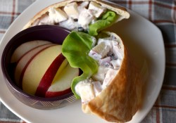 Turkey & Apple Salad