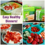 Easy Healthy Dinners