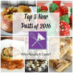 Top 5 New Posts of 2016