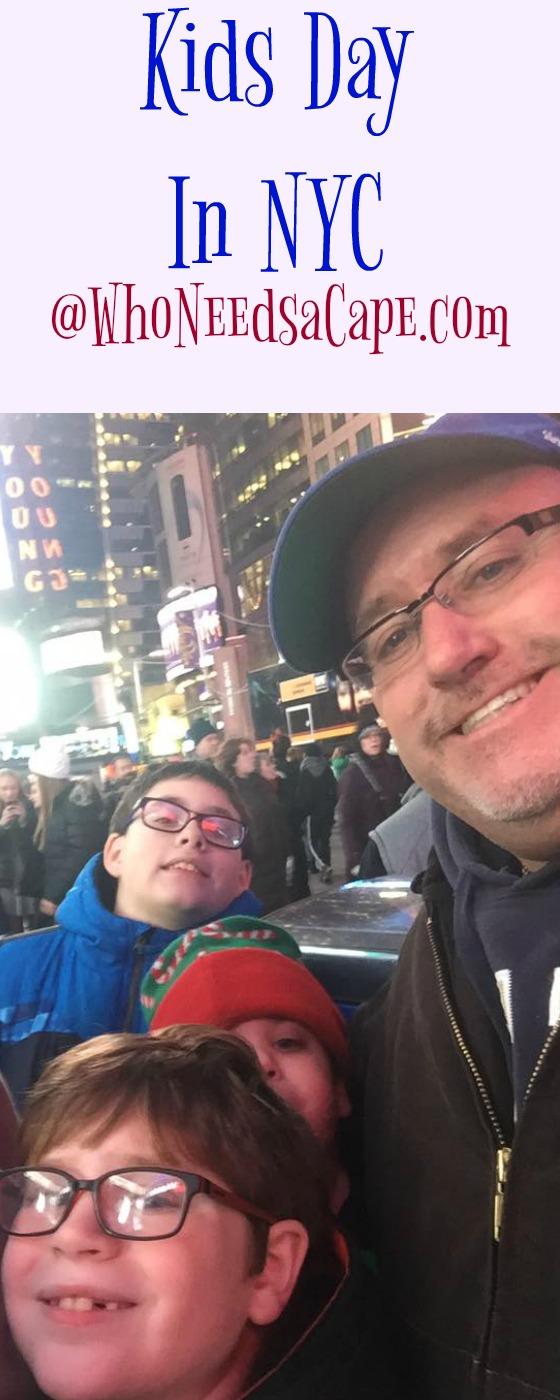 Fun Kids Day in NYC