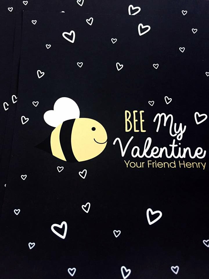 Bee My Valentine 1