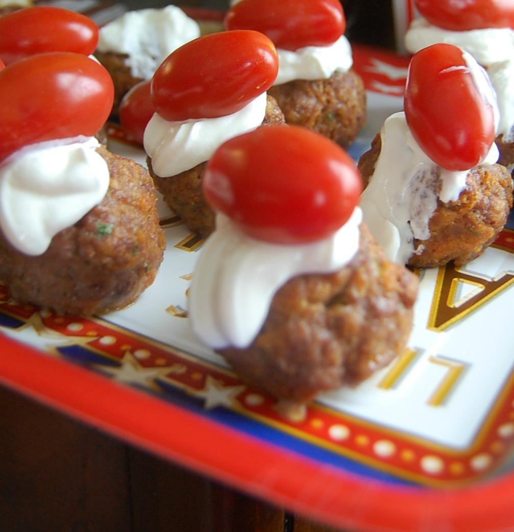 Taco Meatballs 6
