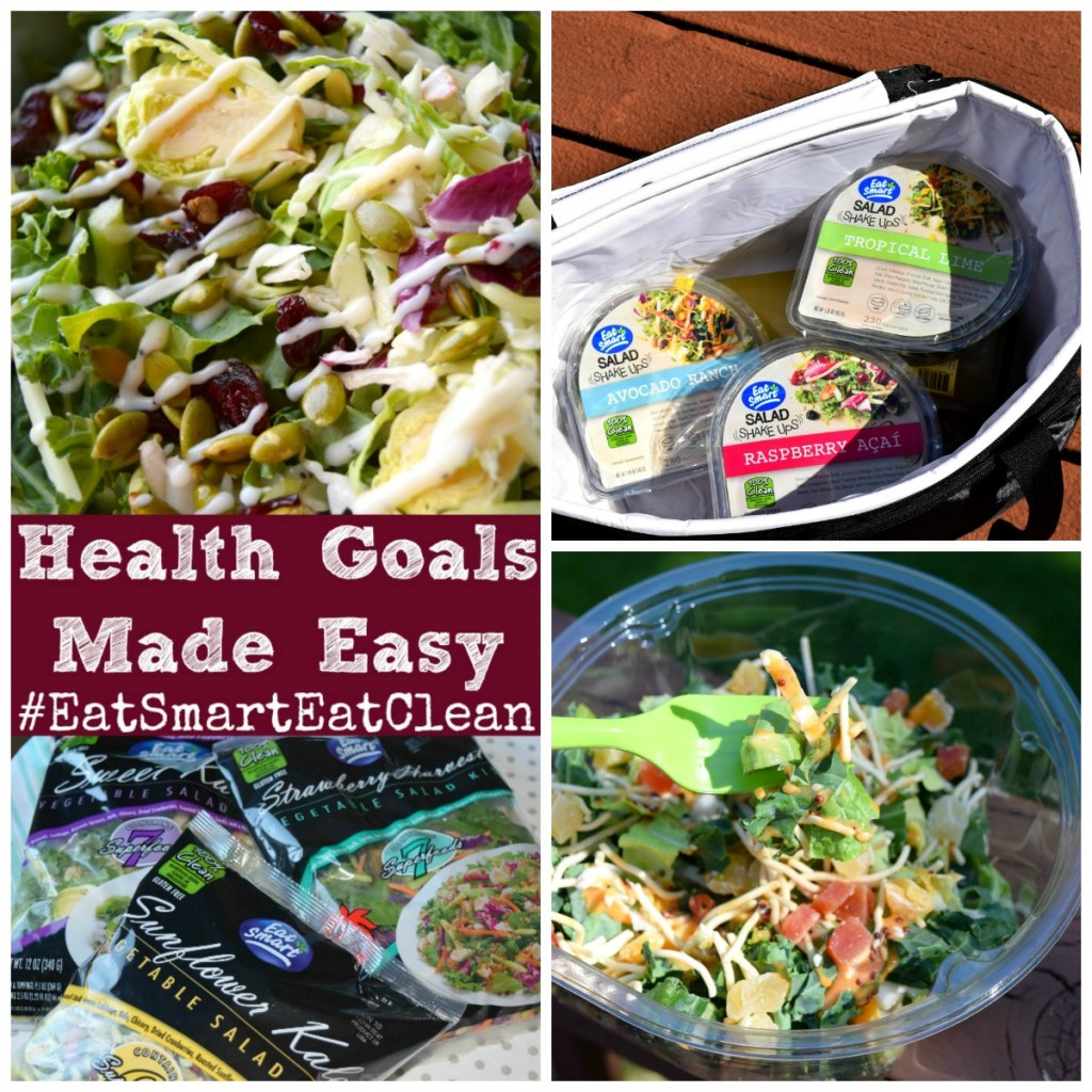 Don't let busy schedules stop you from eating smart. By enjoying Eat Smart products Health Goals are Made Easy. Great for lunches & packing for on the go!