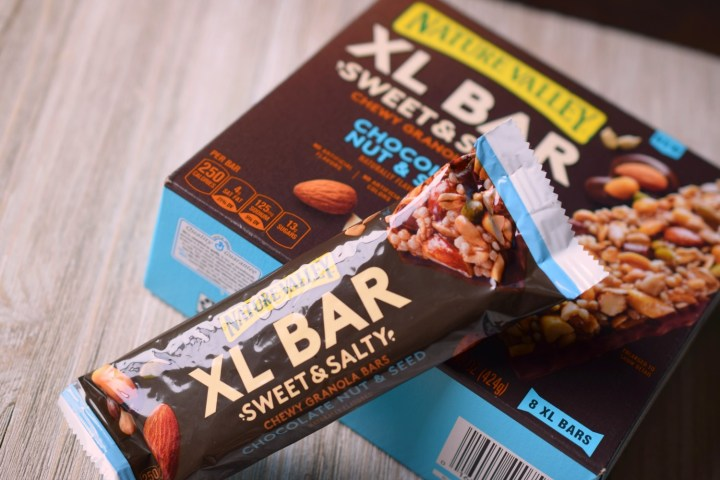 Nature Valley XL Bars are Fueling my Big Kids especially when we are on the go. Throw them into the backpack, purse or lunch for kids with bigger appetites.